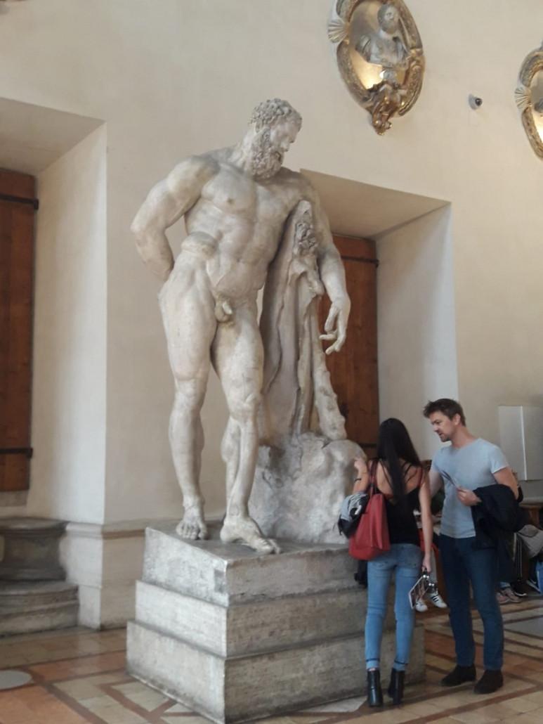 Palazzo Farnese, Salone d'Ercole