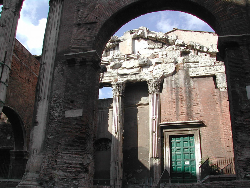 Jewish Ghetto in Rome, Rome Neighbourhoods
