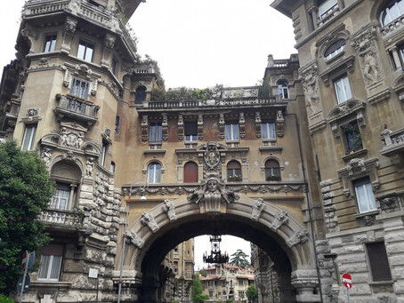Quartiere Coppedè: An Architectural Wonder
