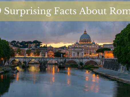 19 Surprising Facts About Rome