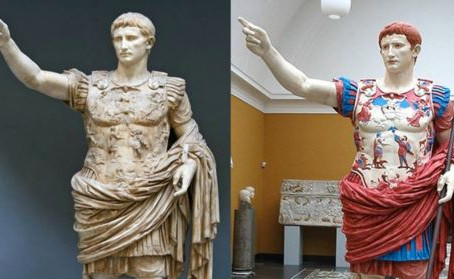 The Colours Of Ancient Rome