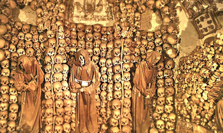 Visiting the Catacombs in Rome