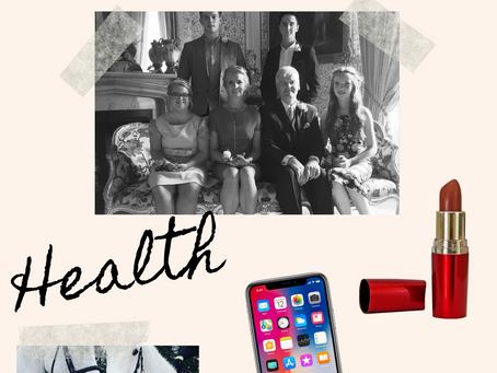 Deirdre Grant shares her 8 Things!