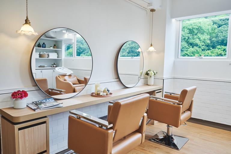 美容及理髮室