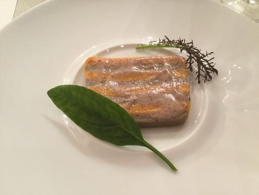 甘鯛魚、南瓜千層餅、酒煮牛頰肉 吞嚥困難也能品嚐法式大餐!