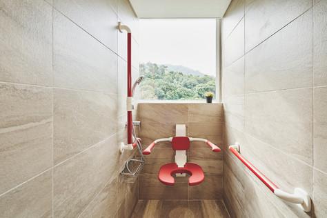 抗菌浴室設備