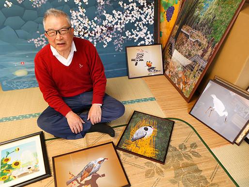 【迎進新聞】銀髮Excel藝術家!80歲伯伯自學Excel開畫展