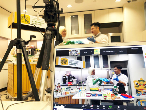 【美味精選】三款經典食譜 網上教學活動重溫!