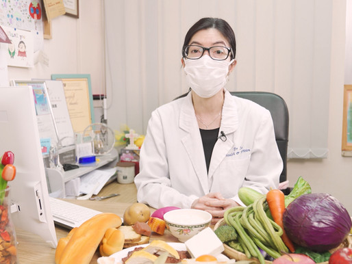 【S File特別篇】Dr. Sea營養話你知:日常攝取營養小貼士