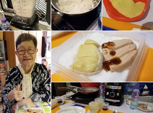 【學員分享】媽媽有咀嚼方面的問題,幸好能夠參與軟餐學堂