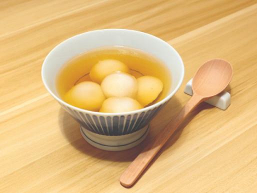 【節慶美食軟餐】薑汁湯圓食譜