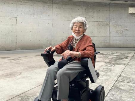 日本攝影師西本喜美子  型格出行初體驗
