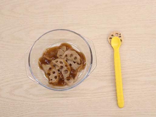 【日式軟餐料理系列】汁煮蓮藕軟餐