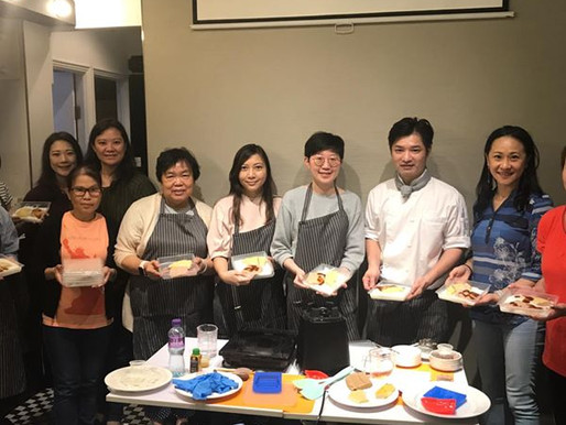 【活動花絮】叉燒雞飯軟餐製作班