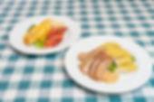 軟餐切雞叉燒飯