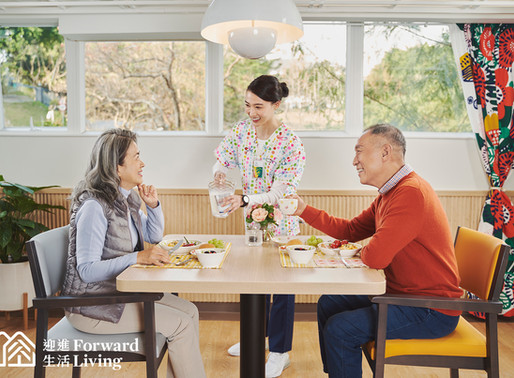 【迎進故事】每天選擇喜愛的餐膳  吃出美味營養健康