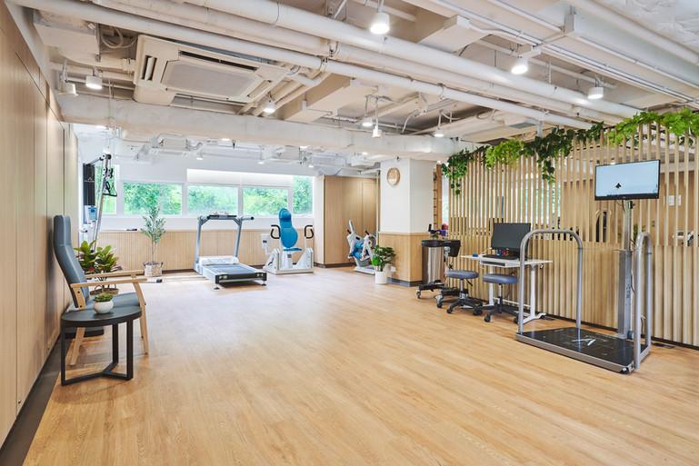 健身及復康中心