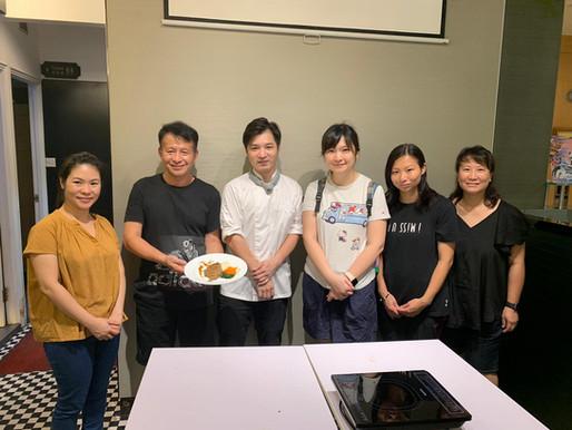 【活動花絮】父親節鐵漢柔情牛扒軟餐班