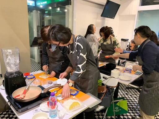 【活動花絮】軟餐學堂:叉燒雞飯軟餐製作班