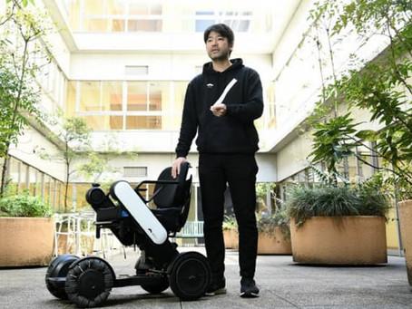 【媒體報導】專訪WHILL CEO杉江先生:走向智能電動輪椅的世界