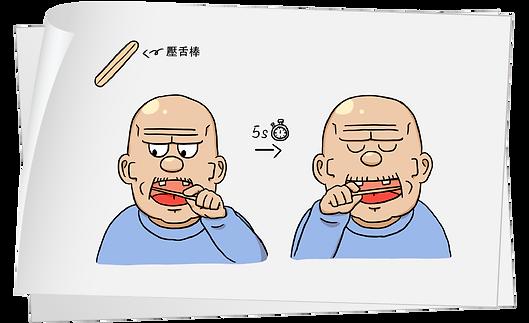 口腔操,臉頰力度訓練