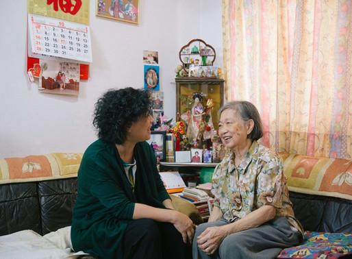 【新聞分享】獨居婆婆樂觀面對吞嚥困難 冀喚起大眾關注