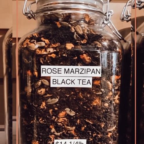 Rose Marzipan Black Tea