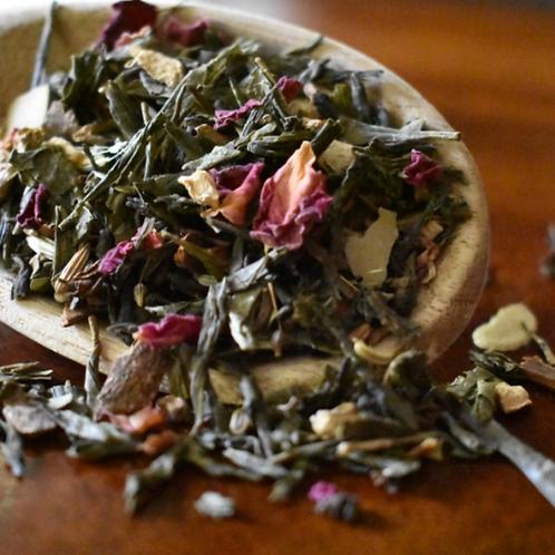 Spiced Chai Green
