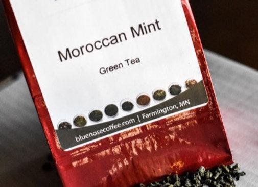 Moroccan Mint Green
