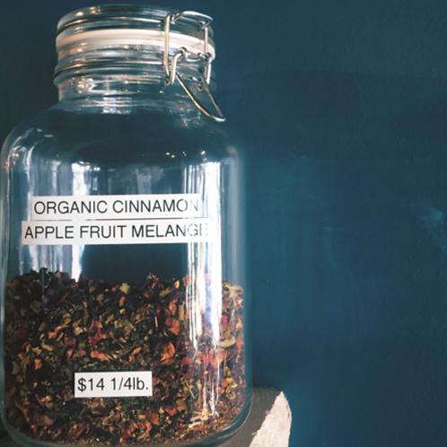 Organic Cinnamon Apple Fruit Melange