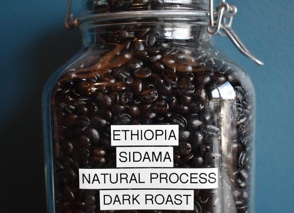 Ethiopia Sidama Natural Process