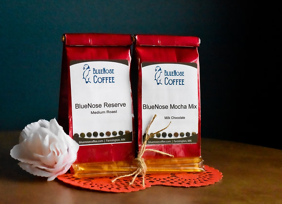 BlueNose Mocha Drink Kit