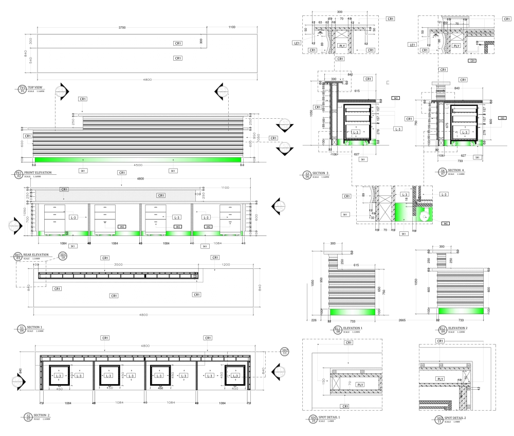 2D Drafting I CAD Drafting Services I Design Drafting