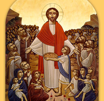 Eighteenth Sunday in Ordinary Time - Year A