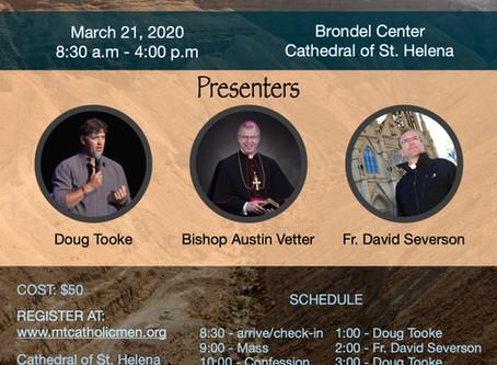 Montana Catholic Men's Conference