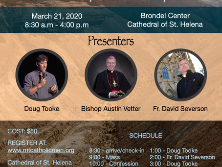 Montana Catholic Men's Conference