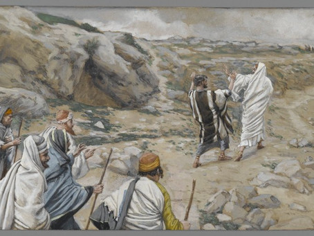 Twenty-second Sunday in Ordinary Time - Year A