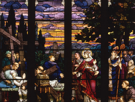 August 18th - Solemnity of St. Helena!