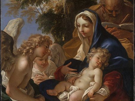 Feast of the Holy Family - Year B