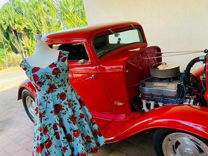 50's Style Rockabilly Dresses. (Main)