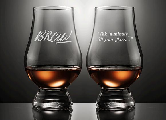 Whisky in Hand Glencairn