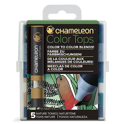 Renk Kapakları Doğa Renkler - Nature Tones