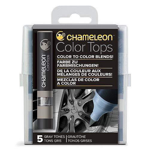 Renk Kapakları Gri Renkler - Gray Tones