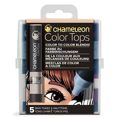 Renk Kapakları Ten Renkler - Skin Tones