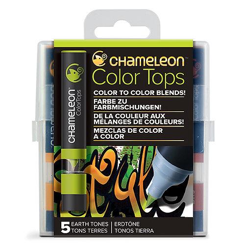 Renk Kapakları Toprak Renkler - Earth Tones