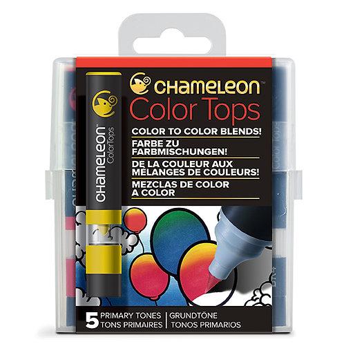 Renk Kapakları Ana Renkler - Primary Tones