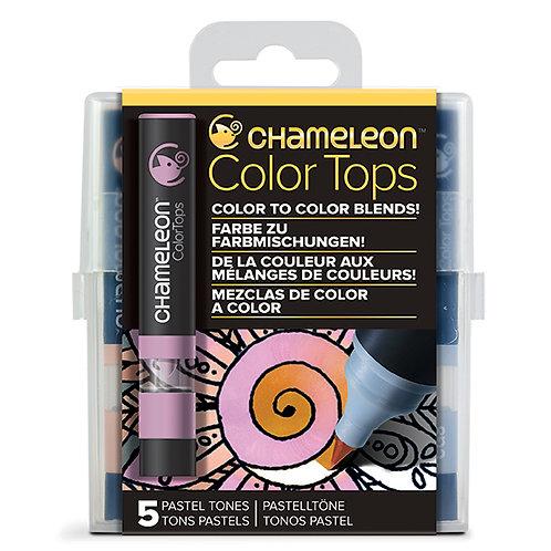 Renk Kapakları Pastel Renkler - Pastel Tones