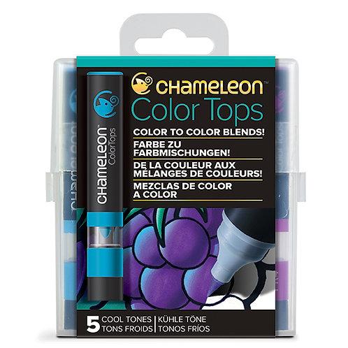 Renk Kapakları Soğuk Renkler - Cool Tones