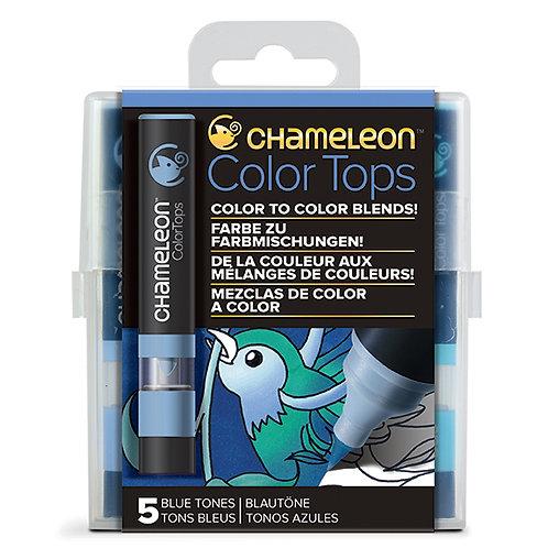Renk Kapakları Mavi Renkler - Blue Tones