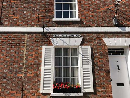 Upgrade to historic Beaumont Buildingin Oxford